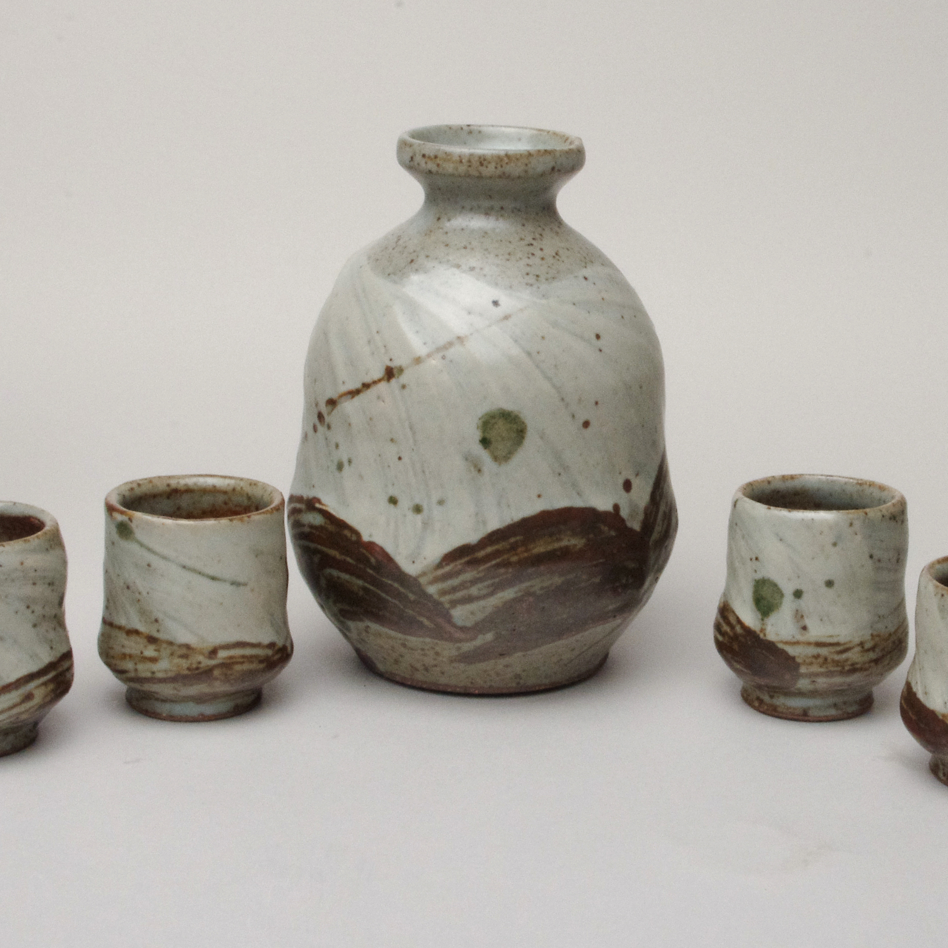 Sake Bottle Set